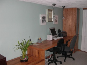 Solid Wood Home Offices exclusively SEI