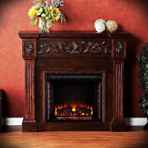 wooden-electric-fireplace-free-standing-tv-stand-remote-control-modern-mantel-reviews