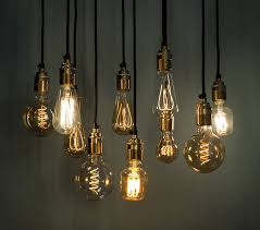 Retro lighting bulbs