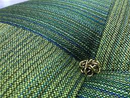 green takopta cushion