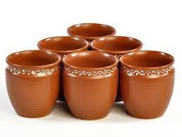terra clay cups