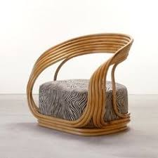 unique rattan chair